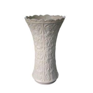 Lenox Embossed Vase
