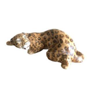 Hutschenreuther Leopard Figurine