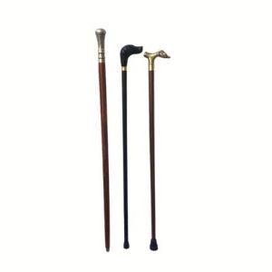 Set of 3 Walking Sticks