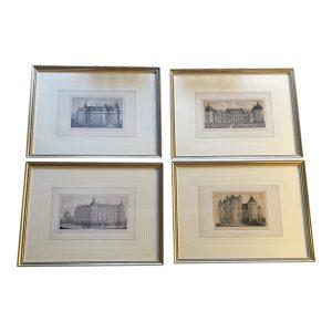 Loire Valley Chateau Prints