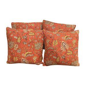 Decorative Pillows, Set of 4